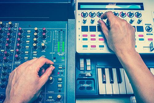 Buzzin Music remixes